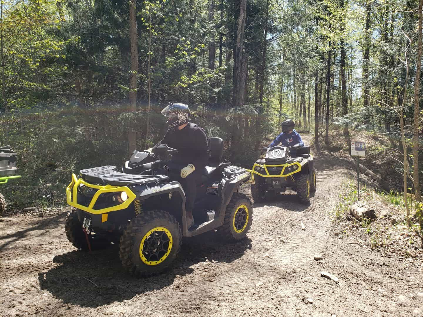 trails for quads