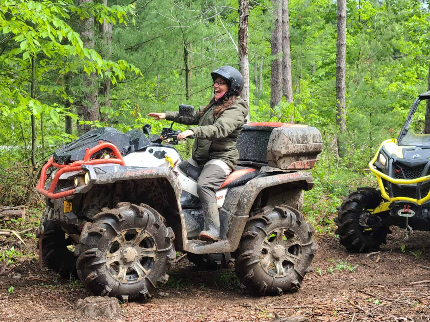 ATV Trails Ontario