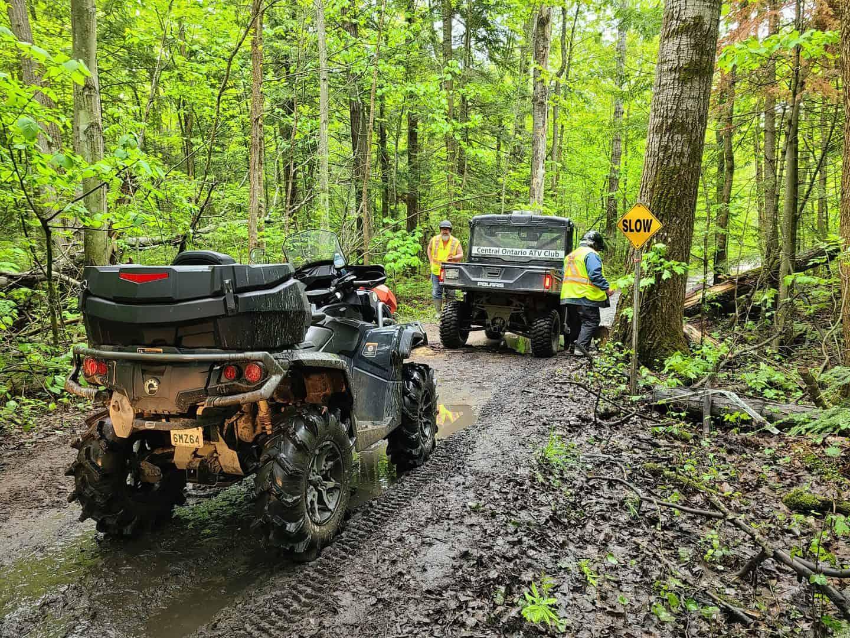 trails for quads
