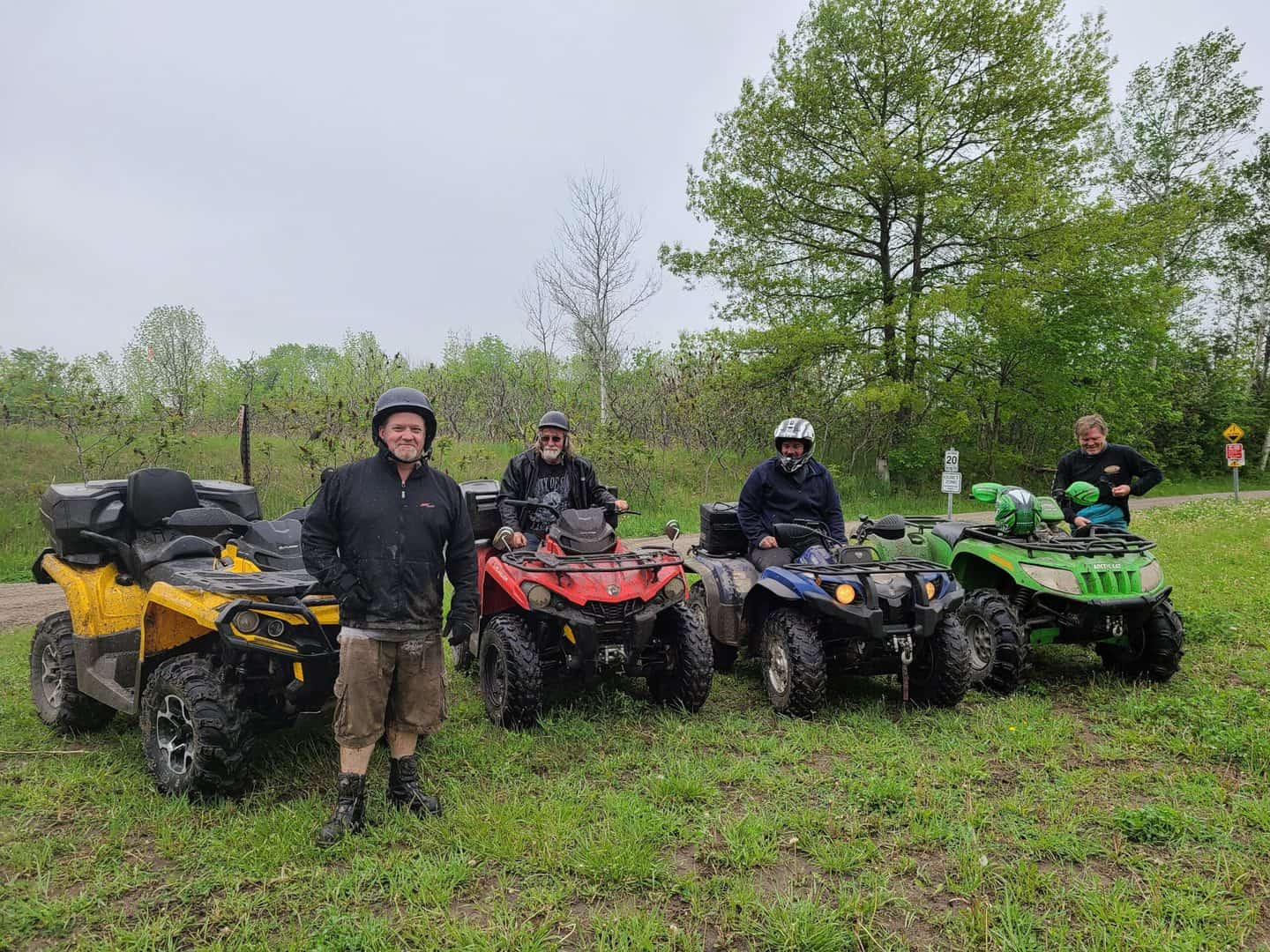ATV Club Membership