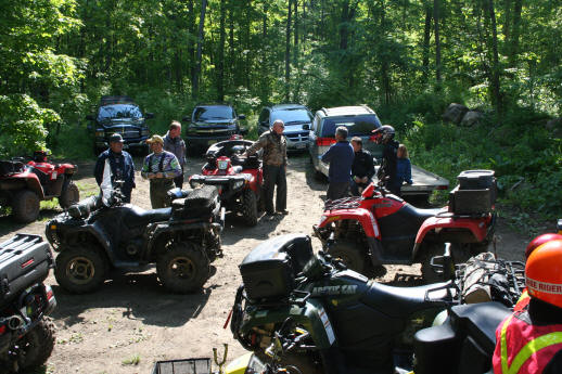 2009 AGM Ride
