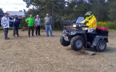 casi ATV Rider  Safety training  – July 25
